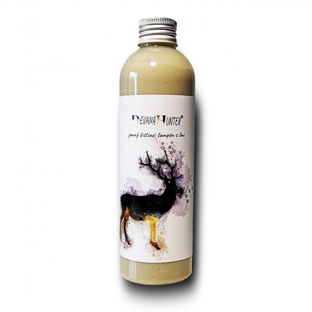 Jemný čistiaci šampón s ílmi